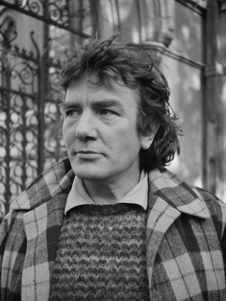 English actor Albert Finney, UK, 16th November 1979. (Photo by Evening Standard/Hulton Archive/Getty Images)