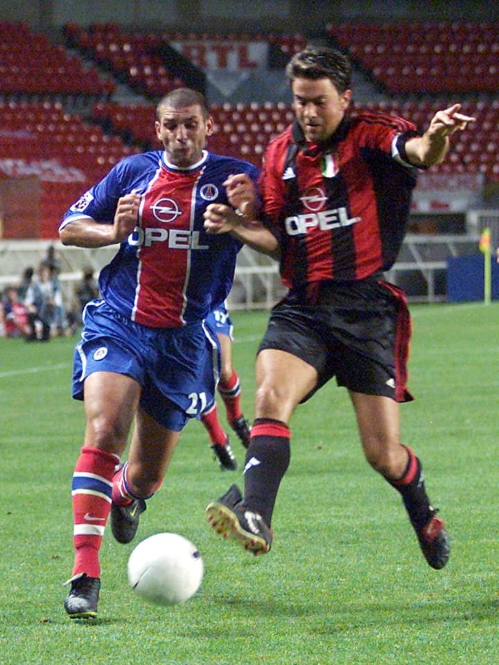 Bruno Rodriguez, Alessandro Costacurta