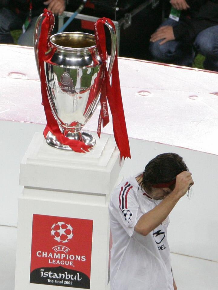 AC Milan's Italian midfielder Andrea Pir