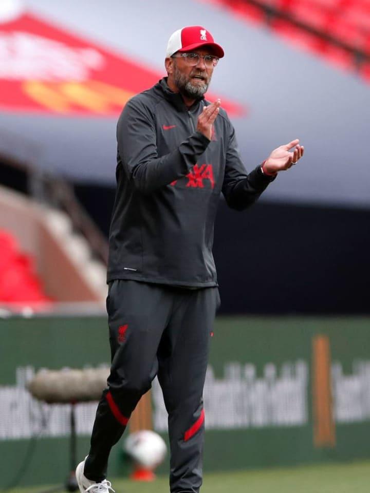 Jurgen Klopp / Liverpool