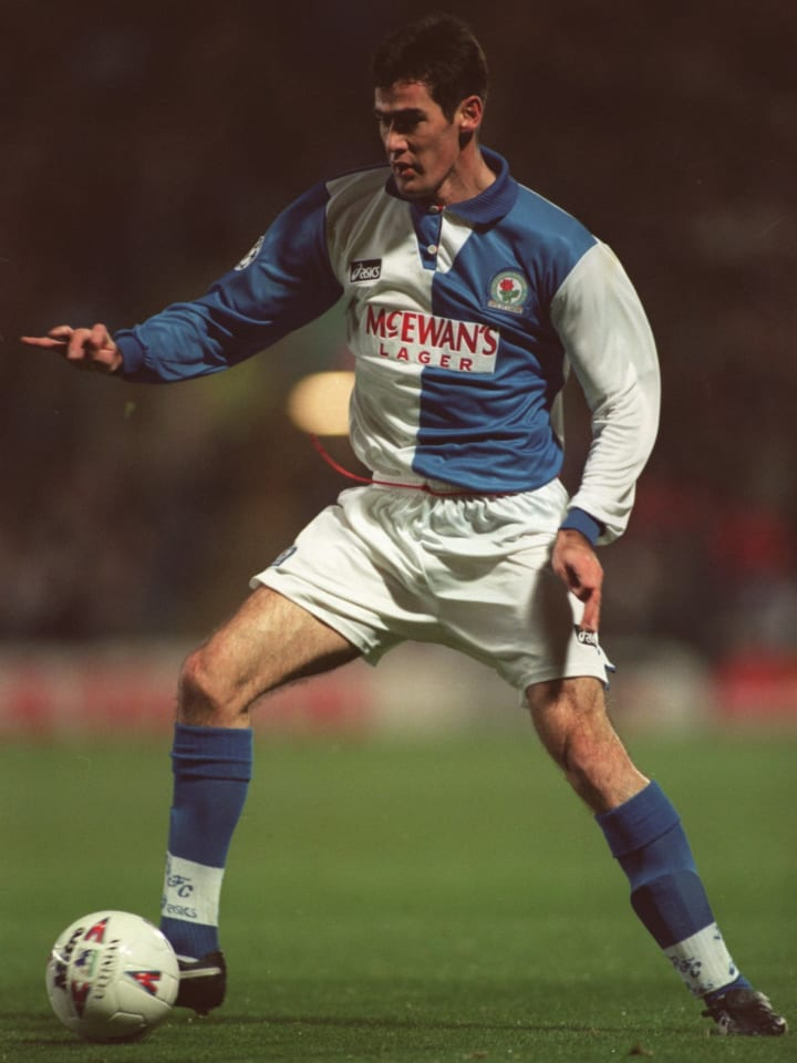 Mike Newell wasn't Alan Shearer's most prolific partner at Blackburn but the two enjoyed an excellent relationship both on and off the pitch