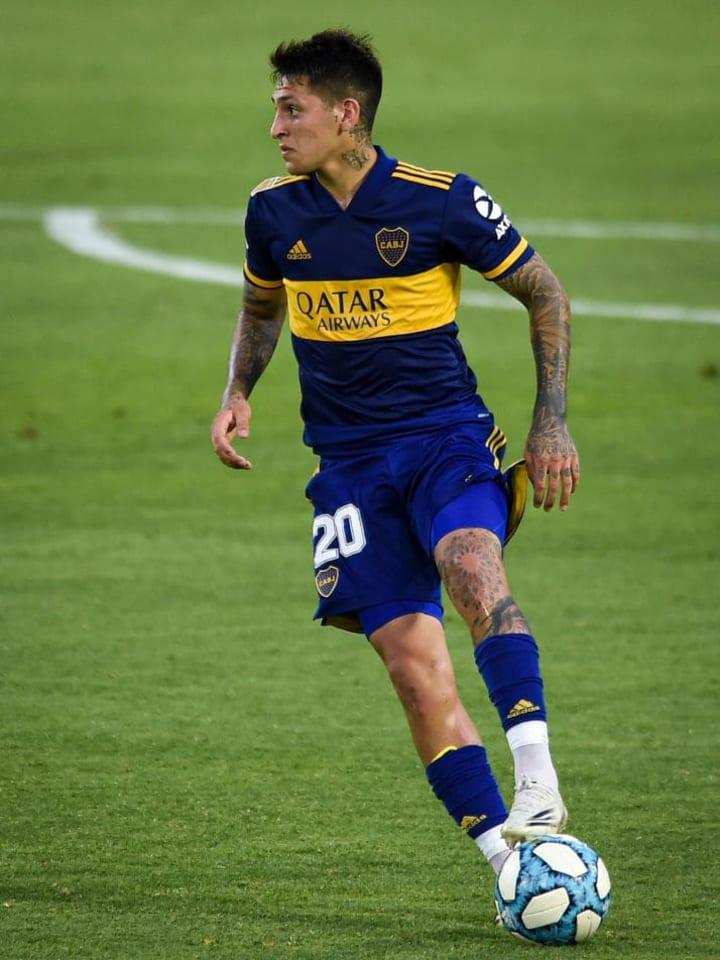 Gastón Ávila llegó a Boca proveniente de Rosario Central durante su etapa en inferiores. Fue Burdisso quien aconsejó a la dirigencia hacerse de él.