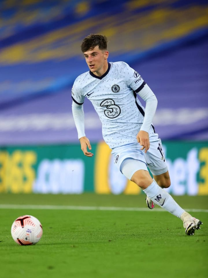 Mason Mount could benefit most from Lampard's teaching.