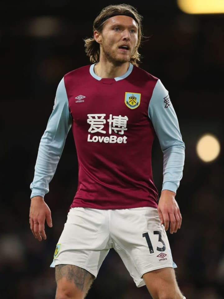 Jeff Hendrick's contract situation has been a source of frustration for Dyche
