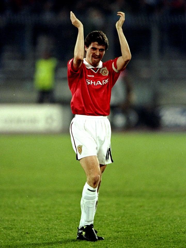 Liga Juara SF Roy Keane