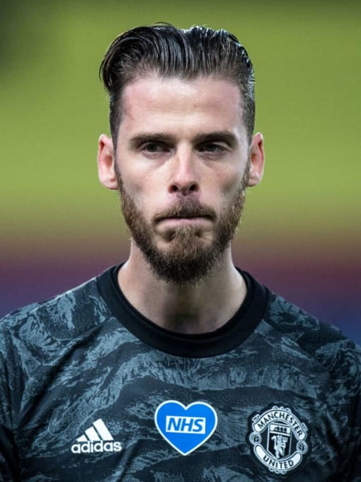 De Gea has become an unreliable option in the United goal.