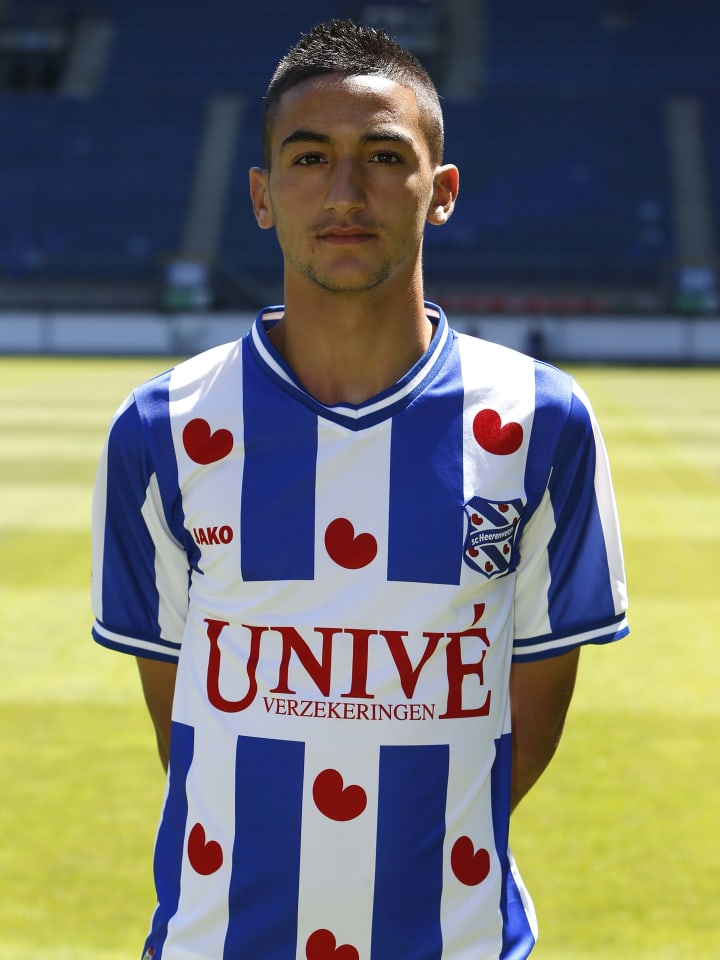 Dutch Eredivisie - SC Heerenveen Photo Call