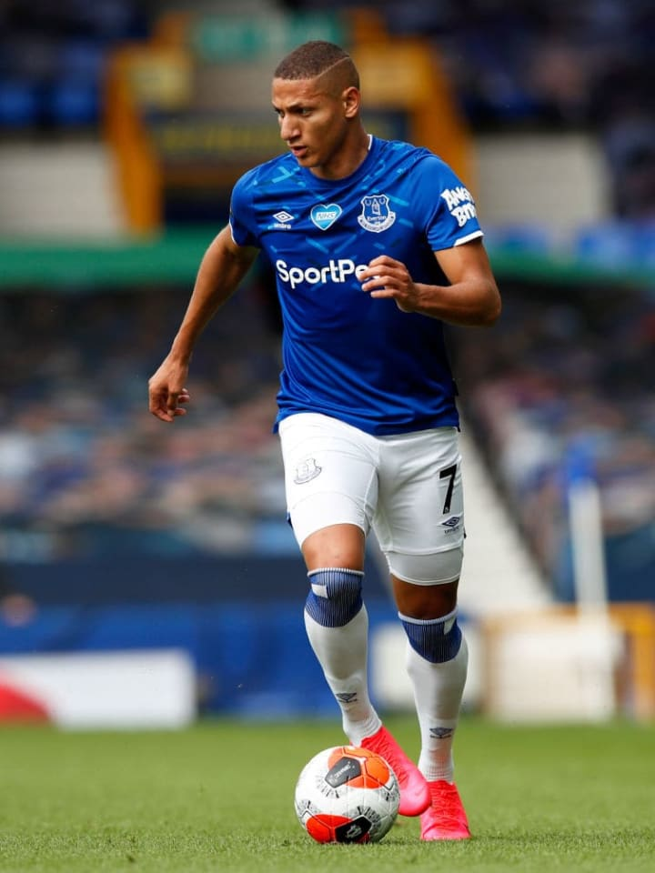 Richarlison bagged 15 goals in all competitions last season