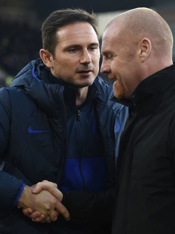 Two English managers go head-to-head