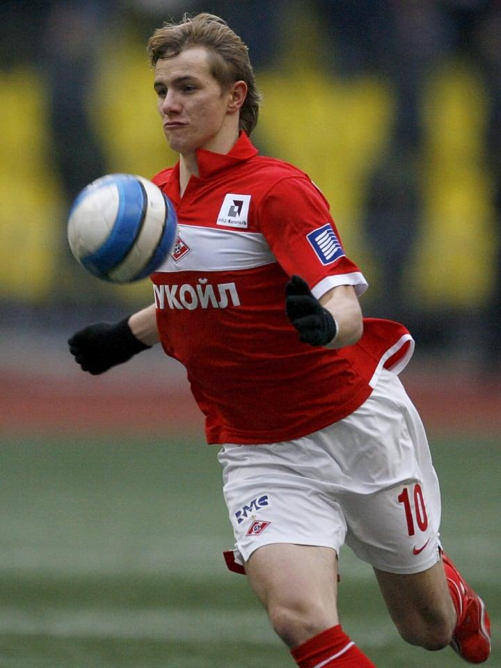 FC Spartak Moscow v FC Dynamo Moscow