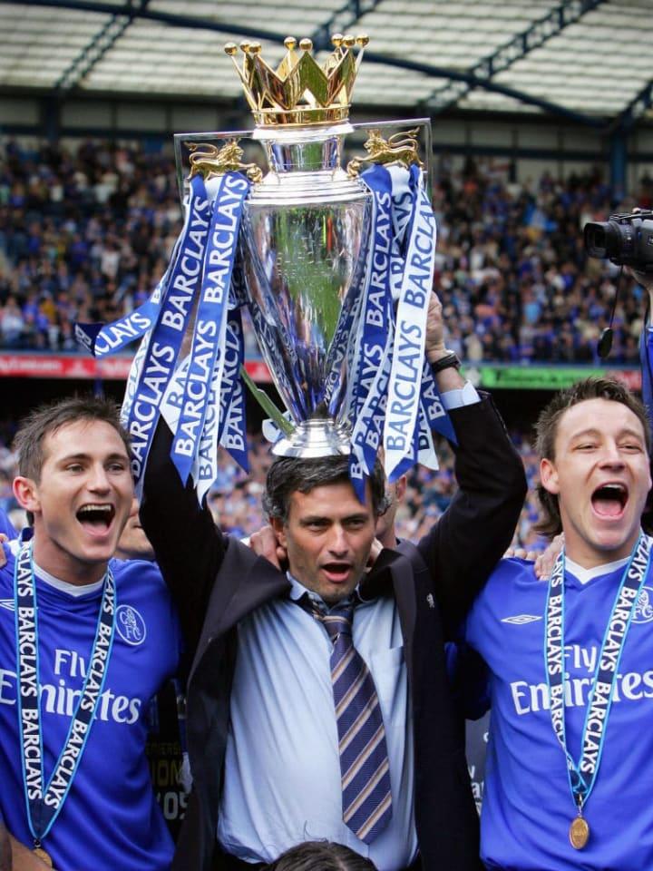 (FILES) Chelsea's Manager Jose Mourinho