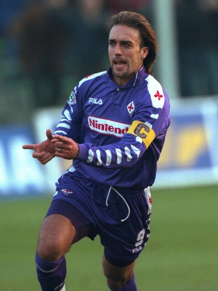 Gabriel Omar Batistuta, Fiorentina