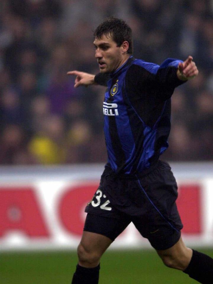 Inter v Juventus X