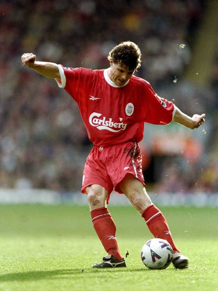Liverpool v West Ham Stig Inge Bjornbye