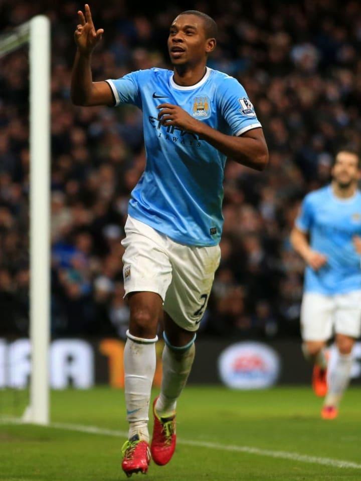Fernandinho has been a pivotal part of Manchester City's recent success.
