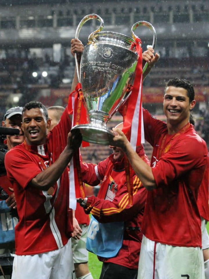 Cristiano Ronaldo, Nani