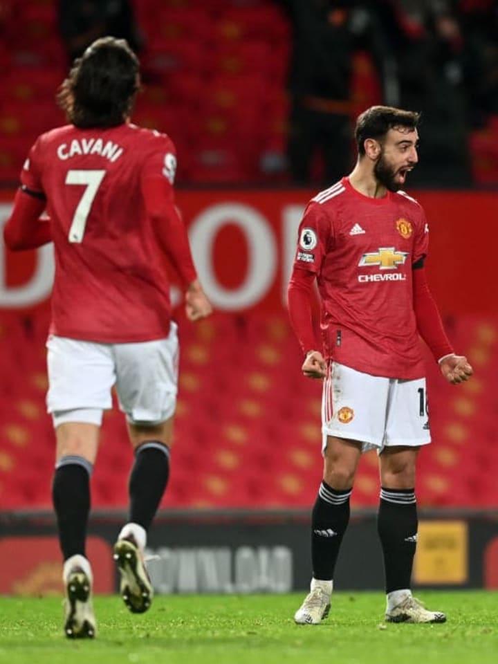 United's strikers have struggled this season