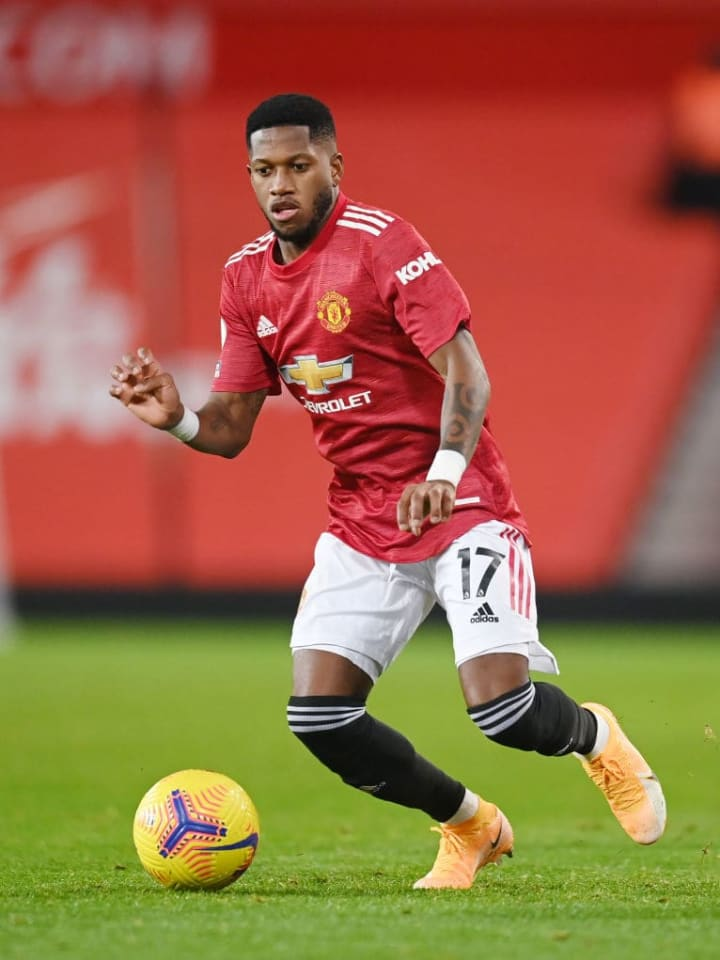 Fred would make a solid squad option should United sign a starting defensive midfielder