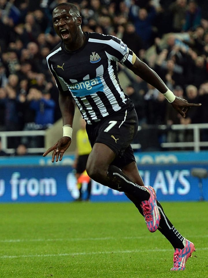 Newcastle made a huge profit on Sissoko