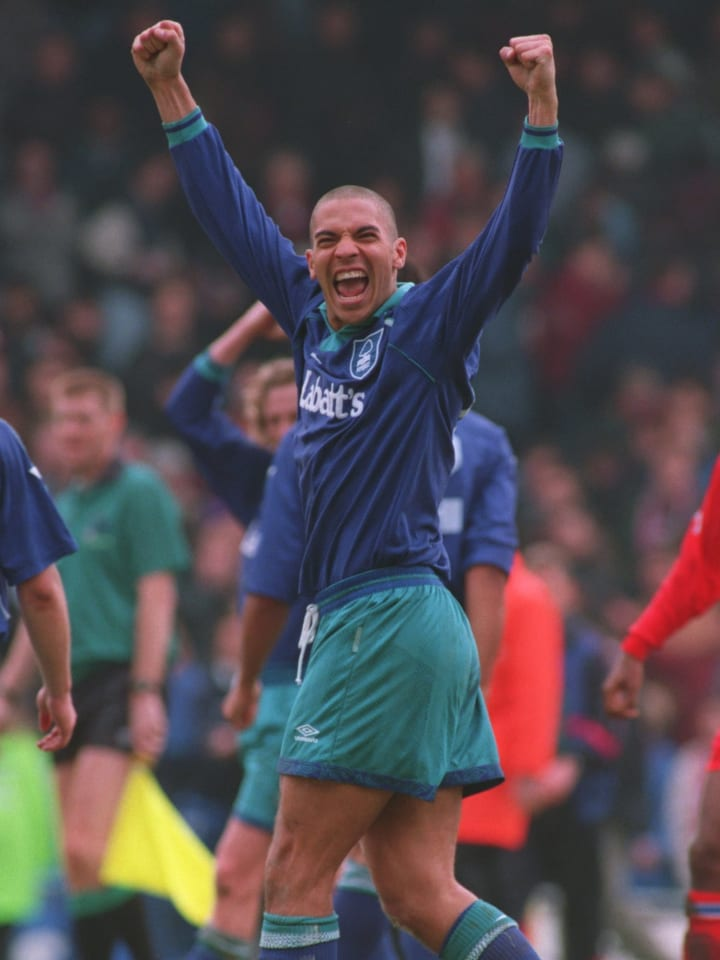 Collymore was a catalyst for Forest's success