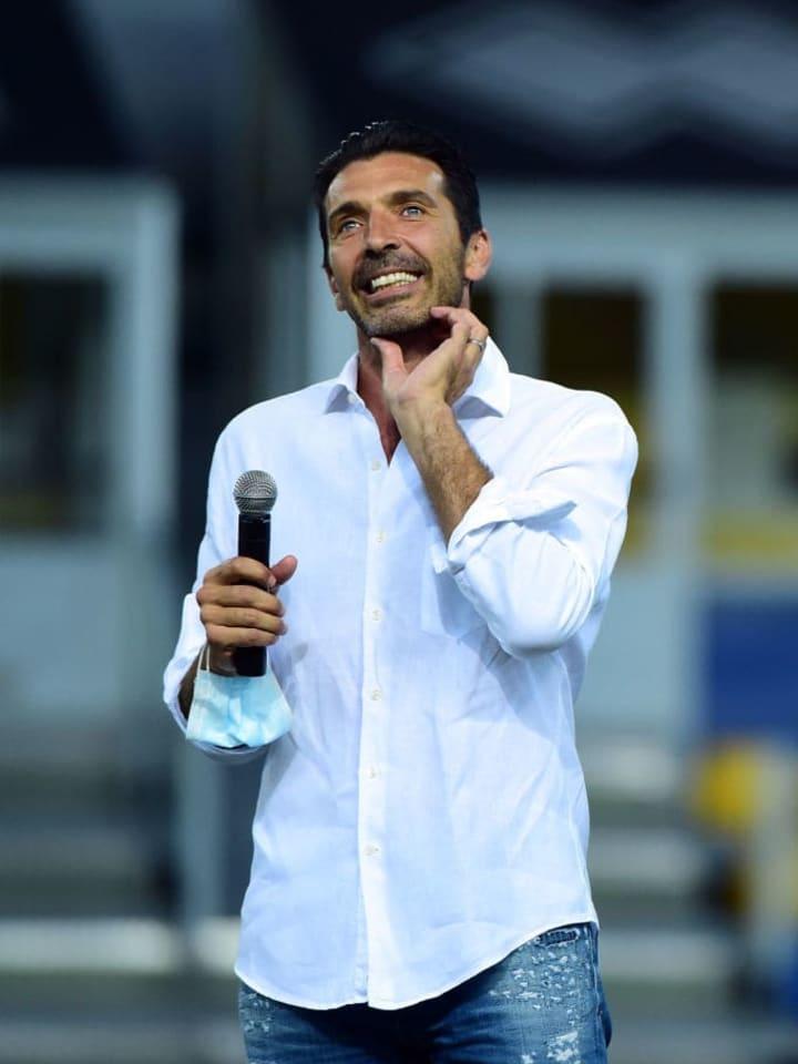 Parma Calcio Unveil New Signing Gianluigi Buffon