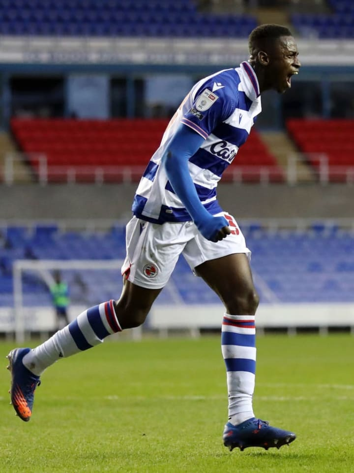 Reading notched a great victory over Luton