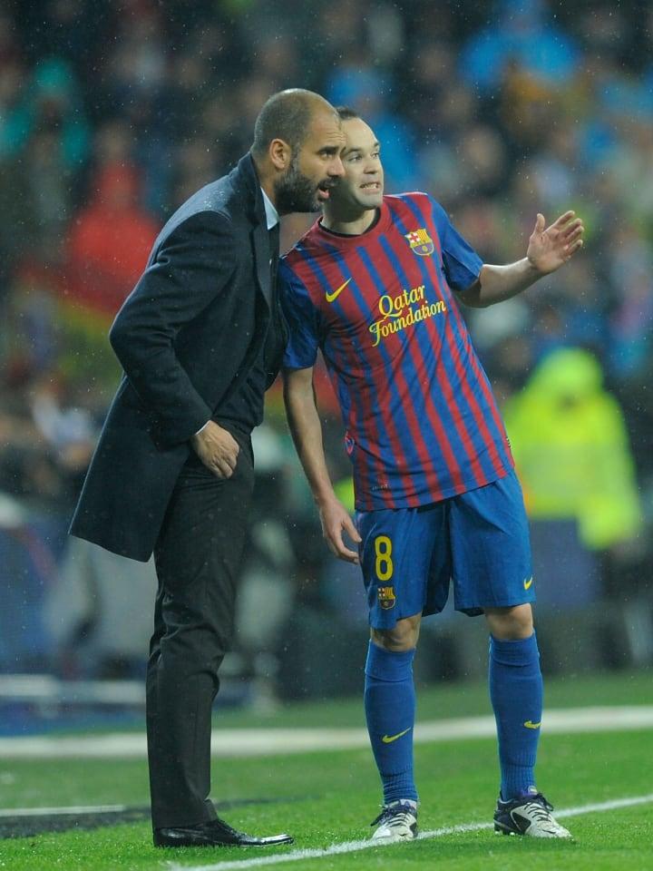 A Guardiola masterclass set-up Barcelona for victory