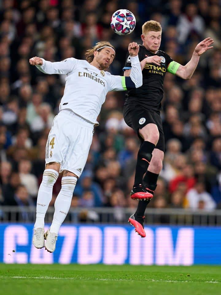 Could Ramos and De Bruyne be team-mates next season?