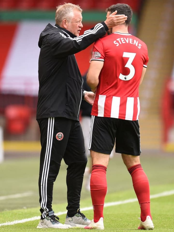 Robinson would provide competition for Enda Stevens if he moved to Bramall Lane