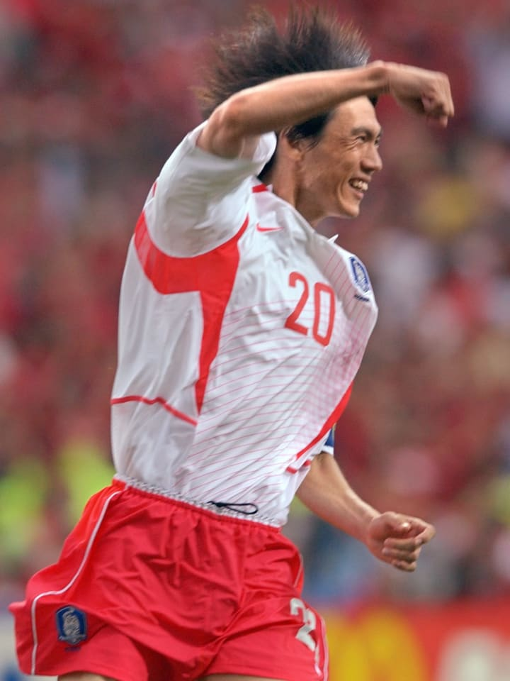 Hong Myung-bo is one of his country's all-time greats