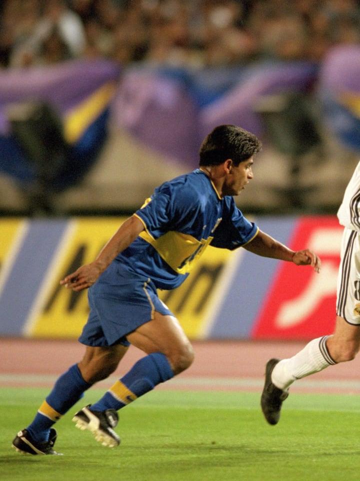 Steve McManaman, Hugo Ibarra