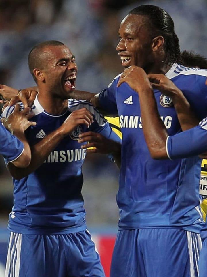 Thailand All Stars v Chelsea