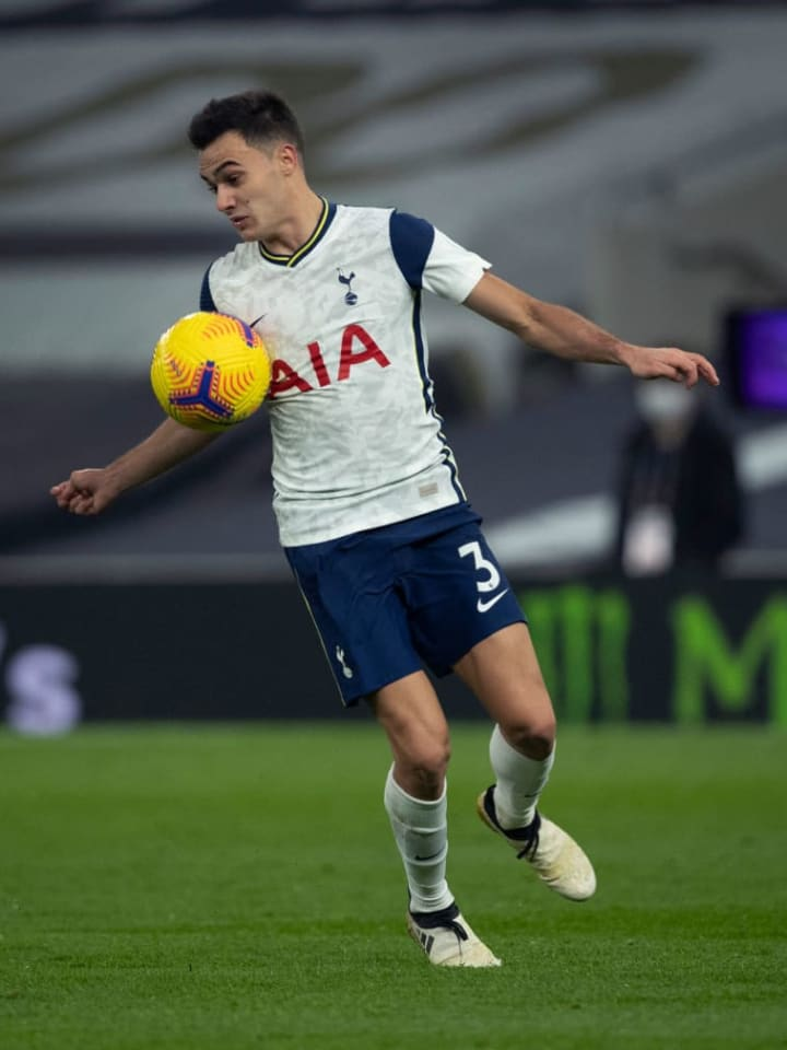 Reguilon has been impressive since his departure from Real Madrid