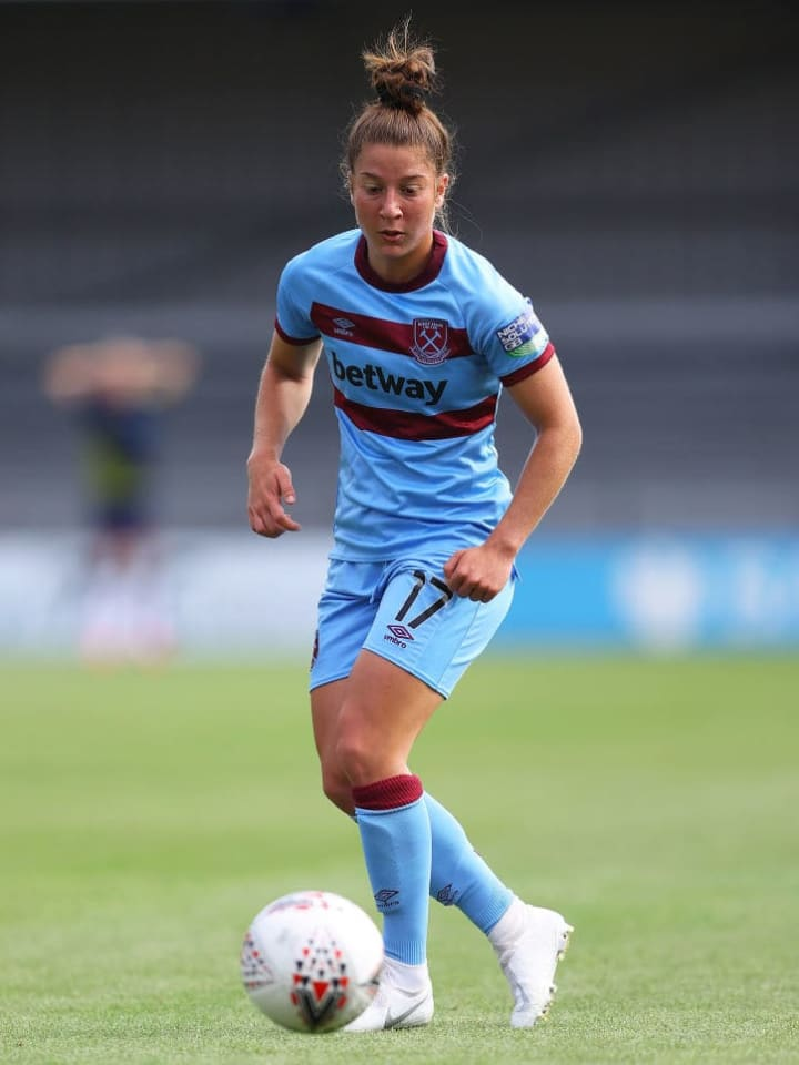 Ruby Grant is also leaving West Ham this month