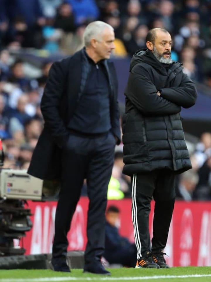 Jose Mourinho, Nuno Espirito Santo