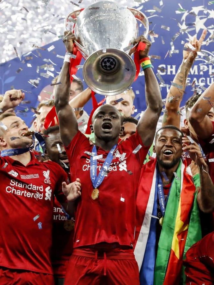 Mane has won the Champions League & Premier League