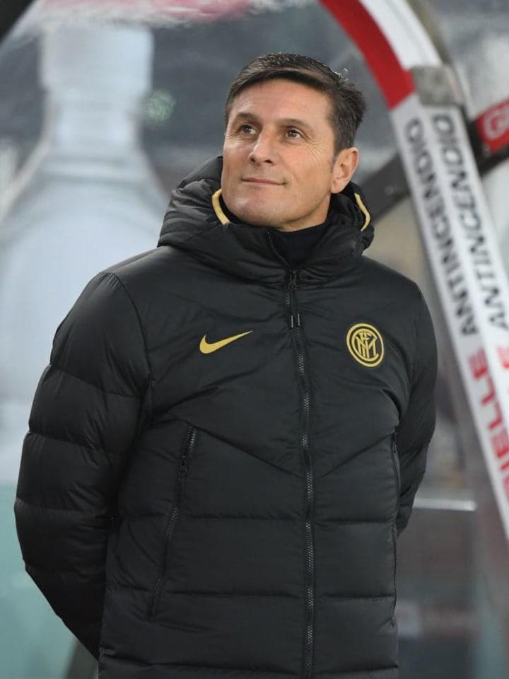 Javier Zanetti, emblema histórico del Inter de Milán