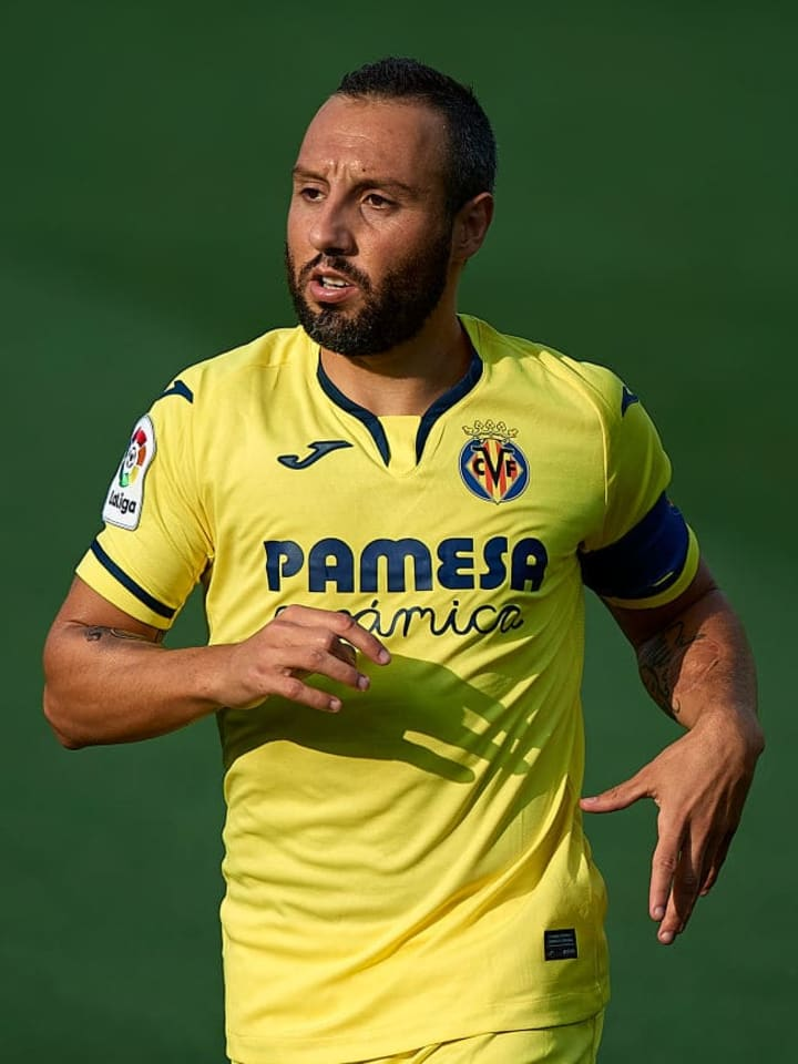 Cazorla has netted three goals in his last two games