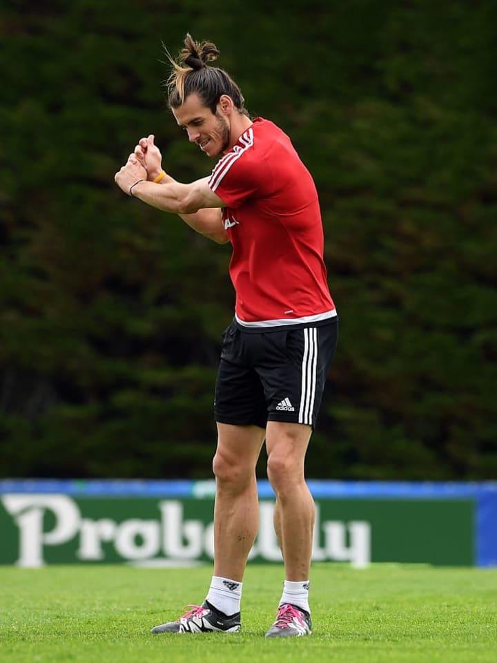 Sergio Reguilon has joked Spurs built Bale a golf course