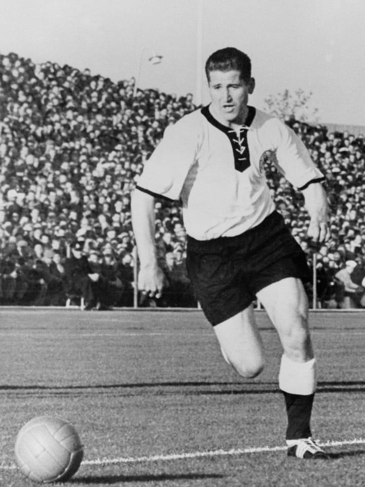 Rahn has an eternal place in German football history