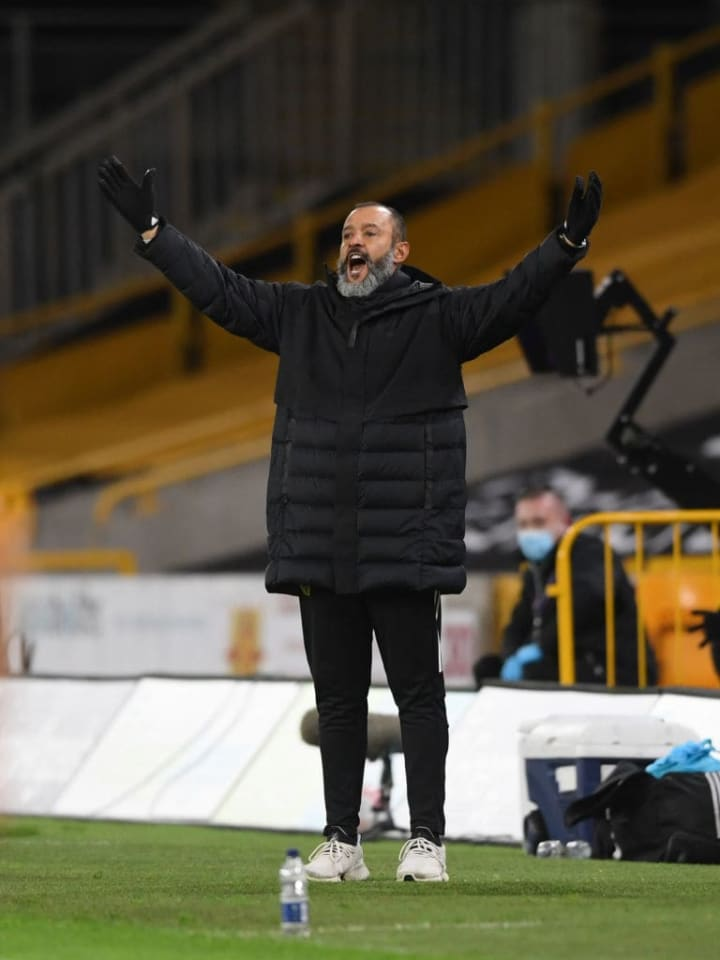 Wolves will be hoping to pick up their third win in four games