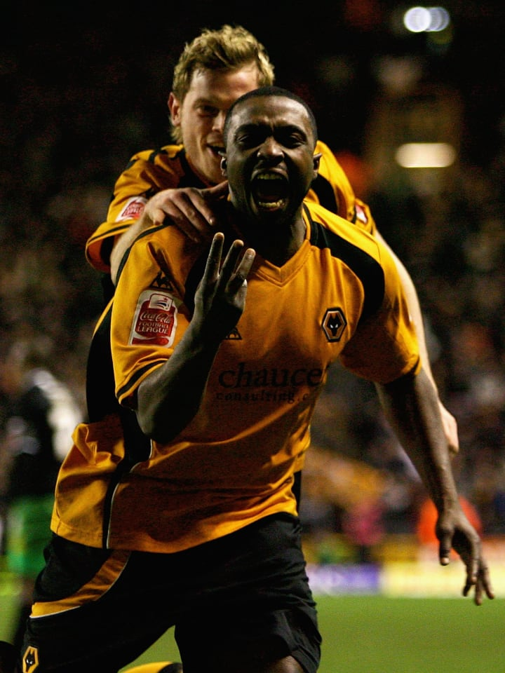 Sylvain Ebanks-Blake, Richard Stearman