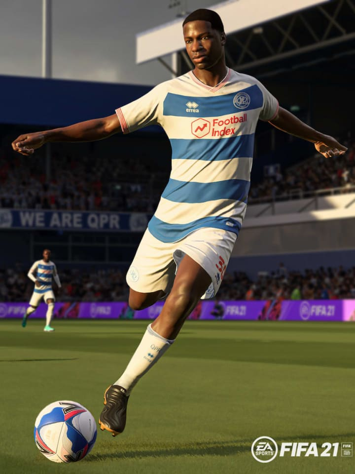 Prince features in FIFA 21