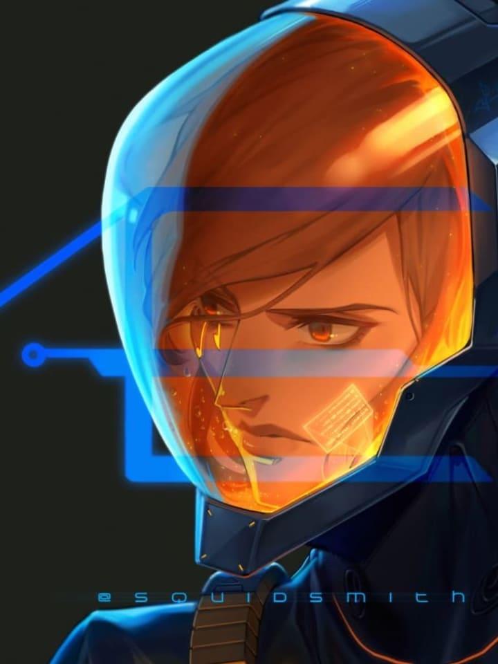 Overwatch Cyberpunk Makeover