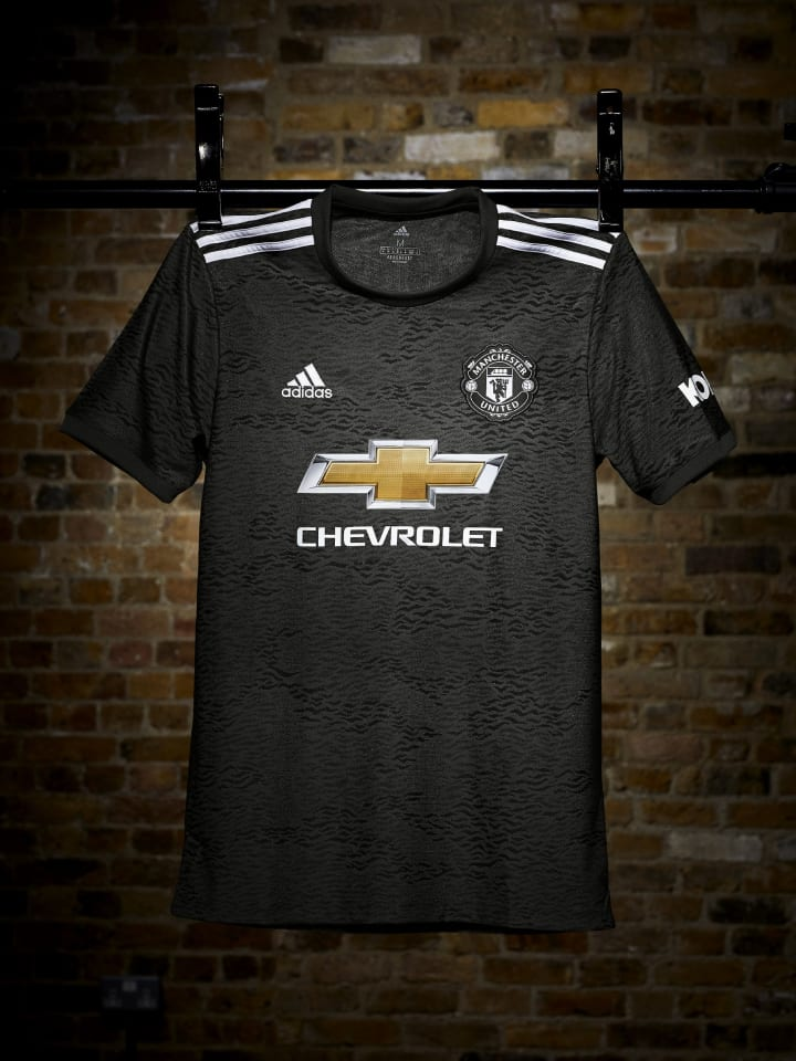 Man Utd Launch New Adidas 2020 21 Away Shirt
