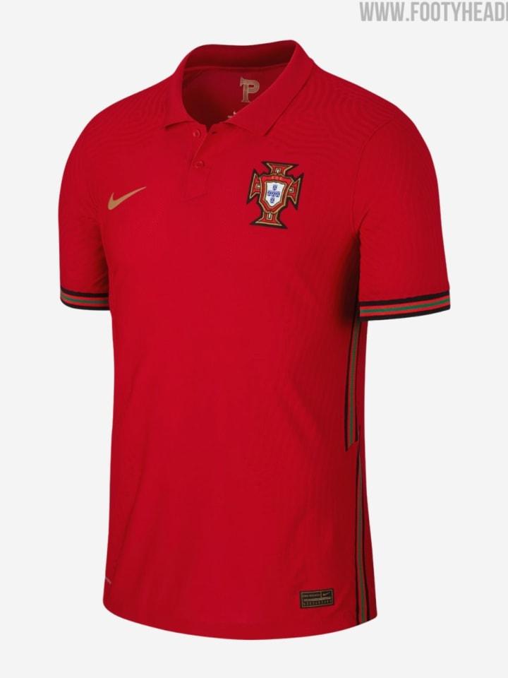 Portugals Heimtrikot