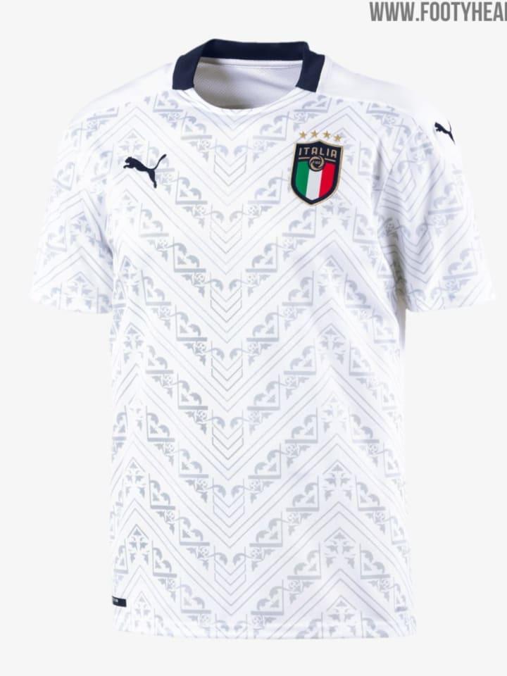 Italiens Auswärtstrikot
