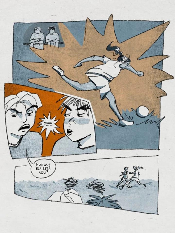 Marta, seleção brasileira de futebol: essa é a história da menina que queria uma bola, nāo uma boneca