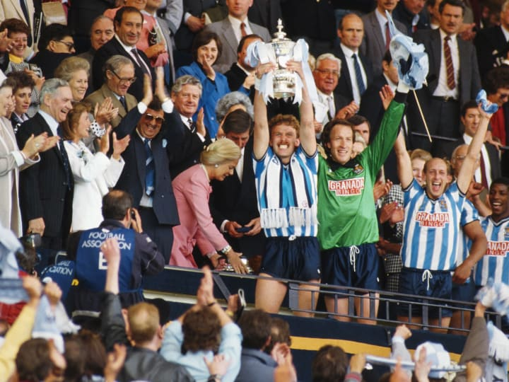 1987 FA Cup Winners Coventry City