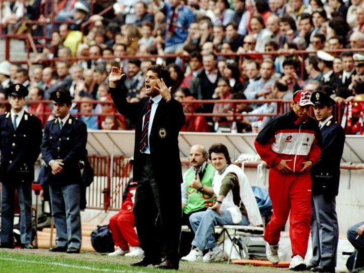 AC Milan Coach Fabio Capello